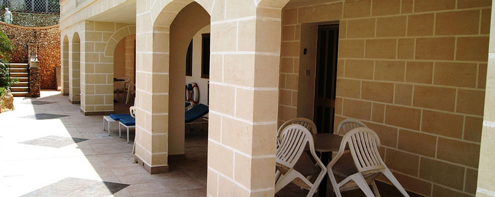 Santa Maria Villa Apartments - Holiday Accommodation in Mellieha Malta